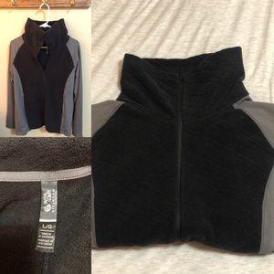 Mountain Hardware fleece zip up